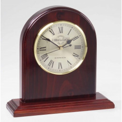 COBB & Co. Norman Mantle Clock, Mahogany