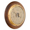 Cobb & Co Round Barometer Antique 45 angle
