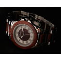 COBB & Co Red Sandalwood Watch on side